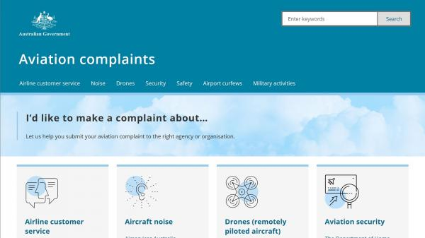 Aviation Complaints