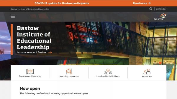 Bastow Institute of Educational Leadership