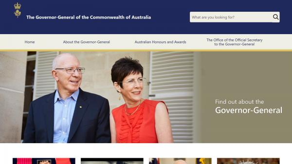 Governor-General of the Commonwealth