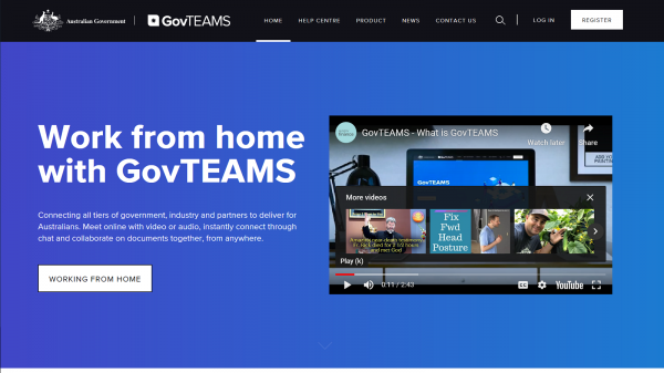 GovTEAMS
