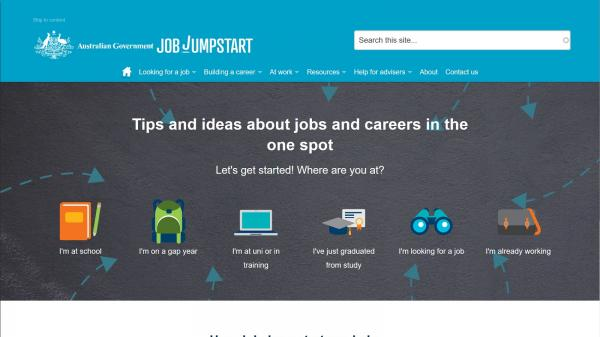 Job Jumpstart