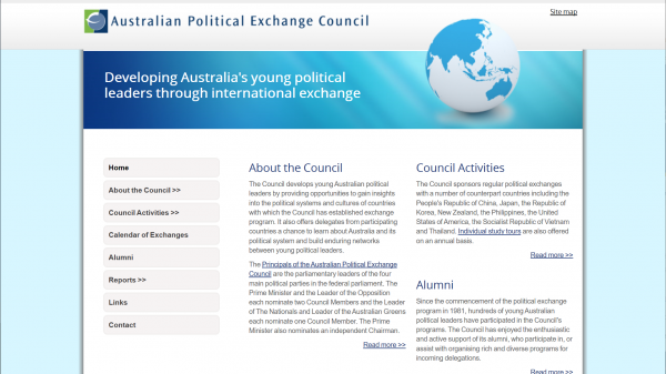 Australian Political Exchange Council