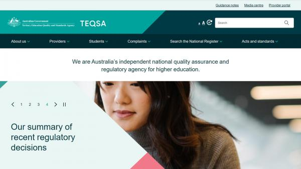 Tertiary Education Quality and Standards Agency